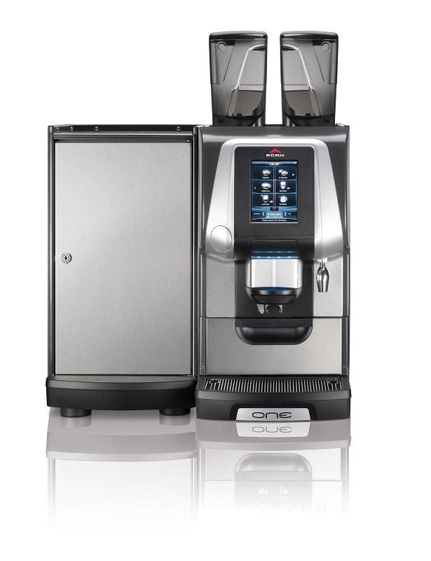 Egro One Touch Top-Milk XP NMS kohvimasin