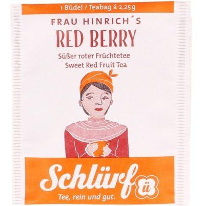 Frau Hinrichi marjatee