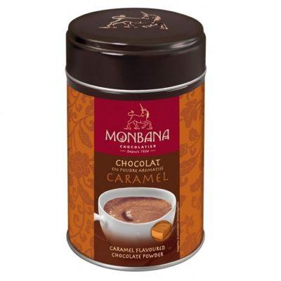 Monbana karamellimaitseline kuum šokolaad 250g