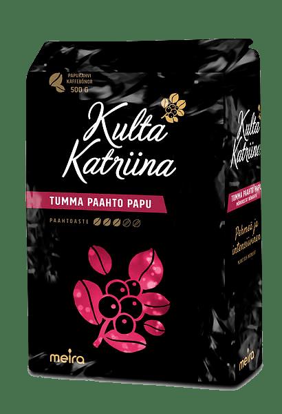 Kulta Katriina kohvioad 500g - Coffeebean