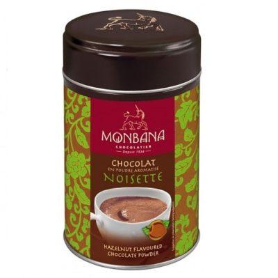 Monbana pähklimaitseline kuum šokolaad 250g