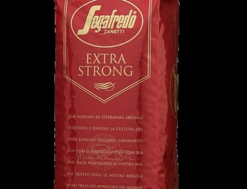 Segafredo Extra Strong kohvioad