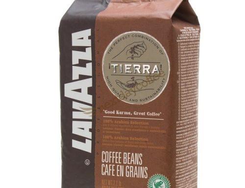 Lavazza Tierra kohvioad