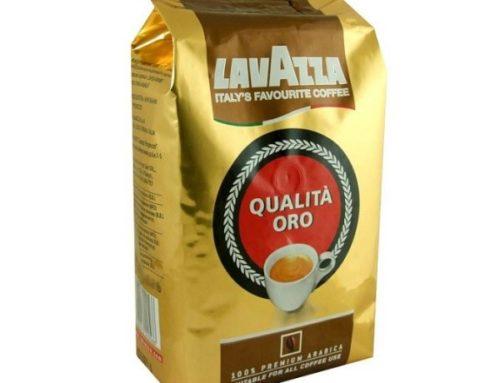 Lavazza Qualita Oro kohvioad